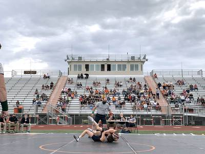 Daily Chronicle 2021 All-Area Wrestling Team