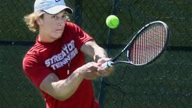 Boys tennis sectionals: Streator's Rashid second, La Salle-Peru doubles edge Pirates for third