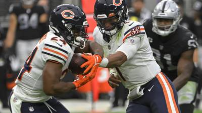 Hub Arkush's Week 5 film review: Bears' win over Raiders looked even better on tape