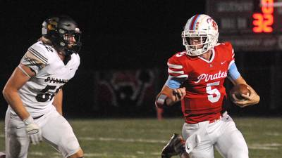 The Times Football Notebook: Ottawa's top target, Streator's playoff path, Seneca's scoring record and more from the sideline
