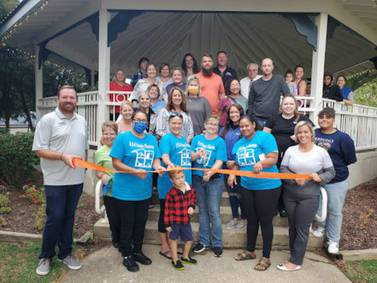 Sandwich Area Chamber of Commerce holds ribbon cutting for R&A House Cleaning Services