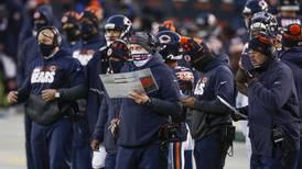Here's where things stand with Bears coach Matt Nagy's staff