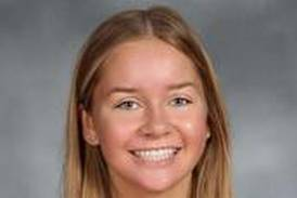 Record Newspapers Athlete of the Week: Ella Bourque, Yorkville, volleyball, senior