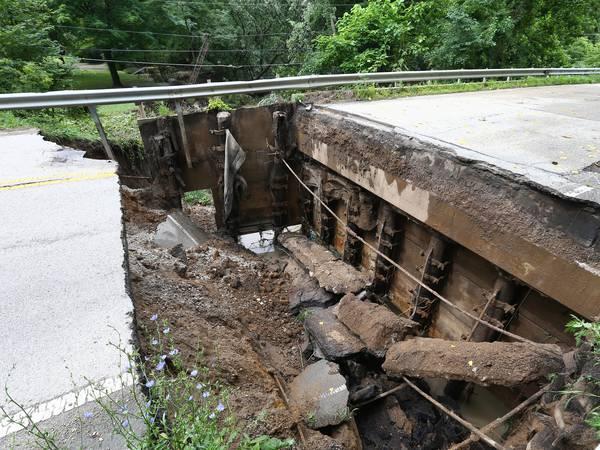 Seneca will bid first phase of River Road repairs