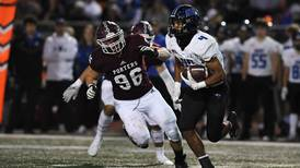 Lincoln-Way East knocks off undefeated Lockport