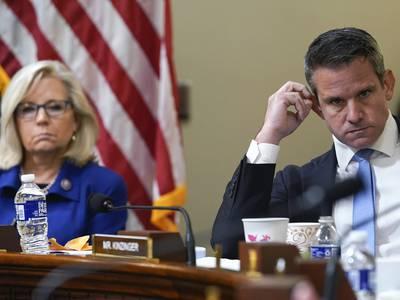 House Jan. 6 panel that includes Rep. Adam Kinzinger subpoenas Trump advisers, associates
