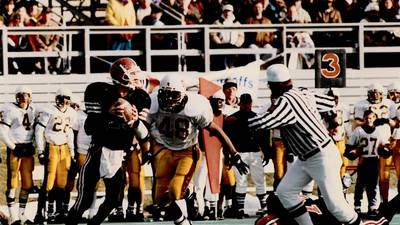Close calls: 1995 a special year at IHSA state championship games