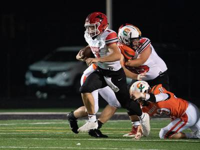 Record Newspapers football notes: 'Playoffs basically start this week' Nate Kraus, Yorkville bracing for must-win game vs. Oswego