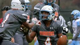 Football: CJ Harris just one of the heroes in Willowbrook's historic win