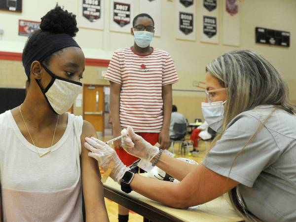 McHenry County ready for youth vaccinations, health department says