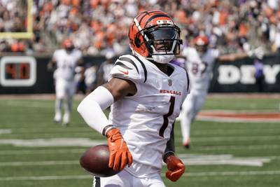Bengals rookie WR Ja'Marr Chase will present challenge for Bears secondary