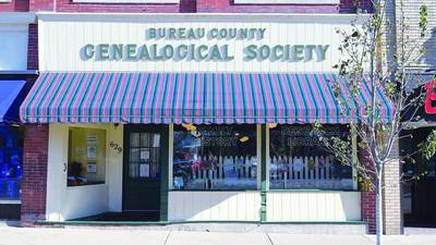 Bureau County Genealogical Society will meet Sept. 23