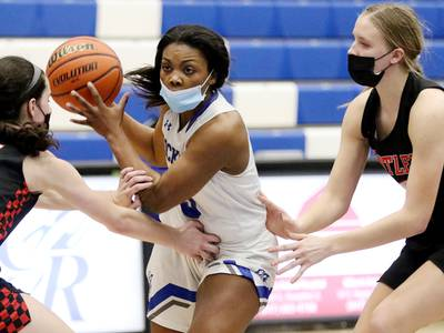 Girls Basketball Player of the Year: Elana Wells' competitive fire fueled Burlington Central