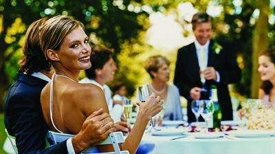 'Plus one' etiquette for wedding guests