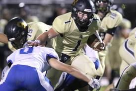 Daily Chronicle Week 7 High School Football scores, stories and photos