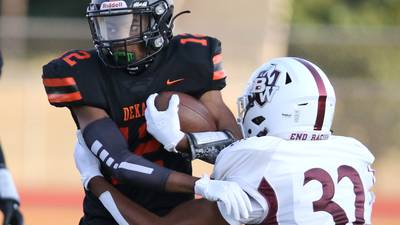 DeKalb gives up momentum on safety, falls at Metea Valley