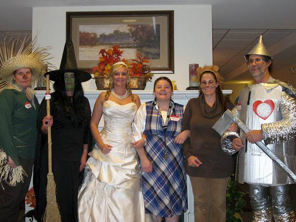 Retirement center's Boo Bash community fun