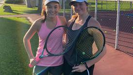 Morris' Lines, Kenney, Zarbock qualify for state tennis tournament