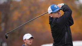 Boys Golf: Tyson Malak puts rough sectional round behind him, set to lead a potentially 'special' Burlington Central team