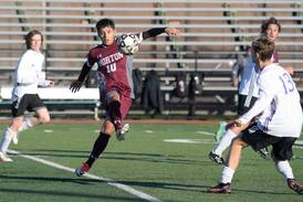 Boys Soccer: Giovanni Alvarez, Morton take first step back to state, beat Downers Grove North in regional  final
