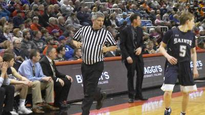 Forreston referee headed for IBCA Hall of Fame