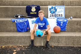 Senior Spotlight>Alex Jagers (Princeton High School)