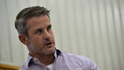 'This is a disaster, and a stain on the entire nation,' Kinzinger reacts to fall of Afghanistan