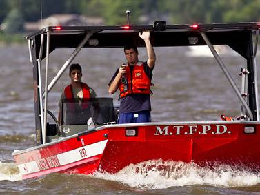 Life jackets for children now available to borrow in McHenry