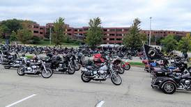 Hundreds of motorcyclists set to cross Lake, McHenry counties for Thunder Run