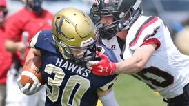 Photos: Hiawatha welcomes North Fulton for a Saturday afternoon tilt