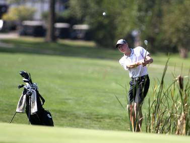 Photos: Interstate Eight Conference boys golf tournament