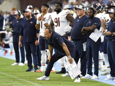 Bears podcast 234: Getting you ready for Bears-Rams in Week 1