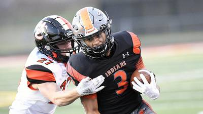 Minooka sets the pace in second-round playoff victory over Edwardsville