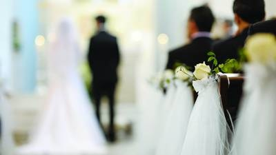 Weddings and nontraditional families