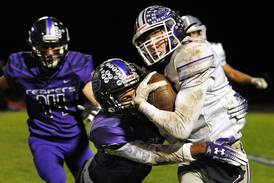 Plano loses another close one, this time to Rochelle