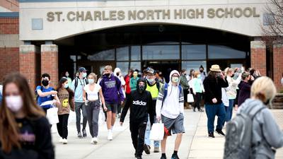 St. Charles School District defends quarantine procedures