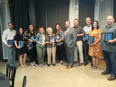 Streator chamber honors Dr. Eleanor Howell