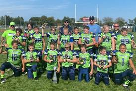 Local Sports Digest: Seahawks take title; Pure Sweat high school hoops camp in Streator this weekend