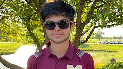 Area Roundup: Morris' Nathan Hock tearing up golf courses