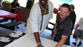 Cornerstone Services celebrated diversity at Wednesday's Juneteenth Friendship Festival