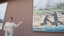 Amboy muralist shows it's never too late to find – and follow – your bliss