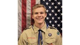 Plainfield Boy Scout earns Eagle rank
