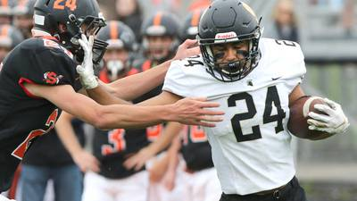 Photos: Sycamore travels to Sandwich for a conference matchup