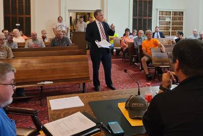Putnam County residents say no to wind farms