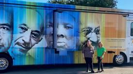 Mobile Museum of Tolerance visits Joliet