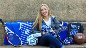 Senior Spotlight>Maggie Davis (Princeton High School)