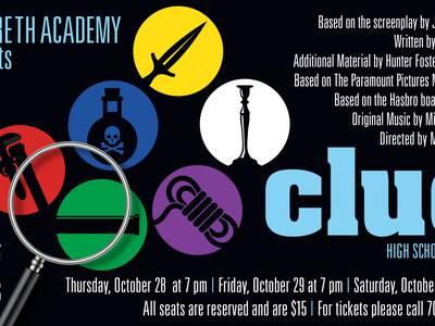 Nazareth Academy in to stage 'Clue'