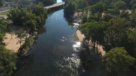Hammel Woods dam site in Shorewood reopens