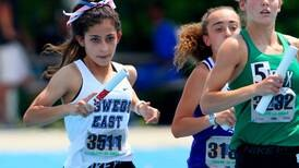 Girls Track and Field: Oswego East's Madison Zarembski, Ana Barroso, other area athletes make most of 'memorable' weather-delayed state meet