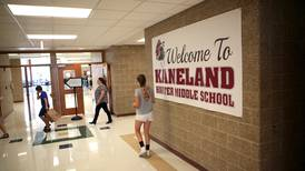 Kaneland Harter Middle School now on state's COVID-19 school outbreak list; new cases among Kane kids, teens down for second consecutive week